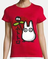 Women's t-shirt, short sleeve, organic cotton