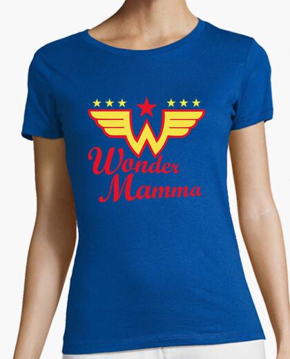 T-shirt Wonder Mamma