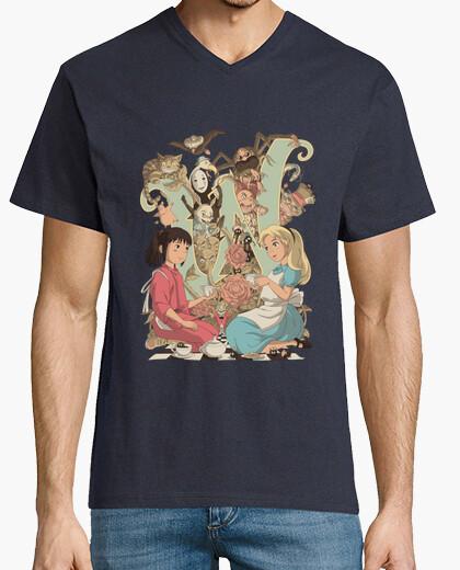 Camiseta Wonderlands