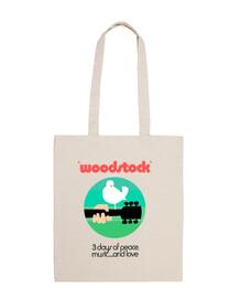 Woodstock 1969 green