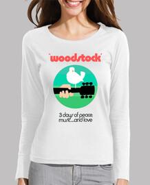 woodstock 1969 verde
