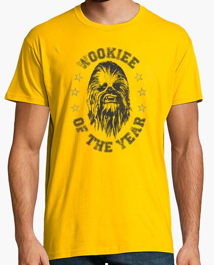 Camiseta Wookiee of the Year