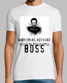 Work smart, not hard - House M.D.