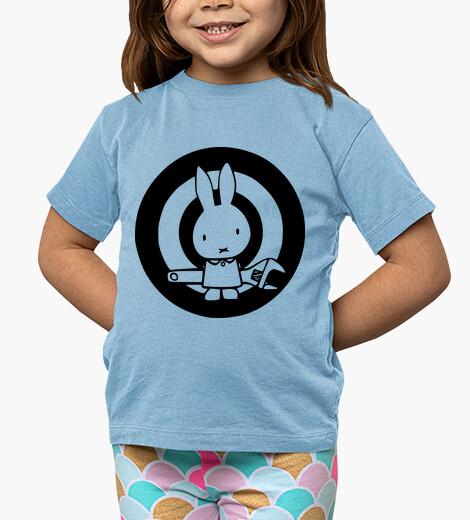 Ropa infantil Working bunny