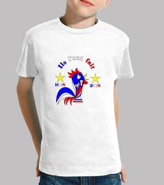 world camiseta 2018 niño