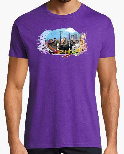 Camiseta World of Hip Hop - True Music