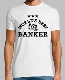 World's best banker