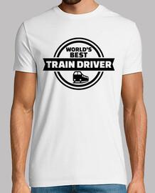 world's best train driver