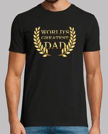 World's Greatest DAD (Día del Padre)
