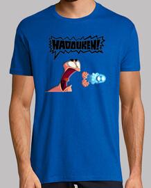 Worms Hadouken (Letra negra)
