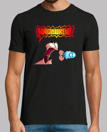 Worms Hadouken (Letra rojo-amarillo)