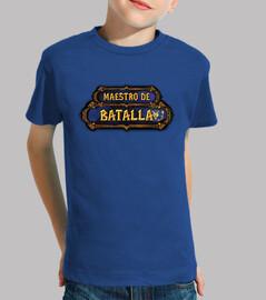 WoW Alianza Logro Maestro de Batalla