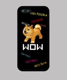 wow doge pokemon - case