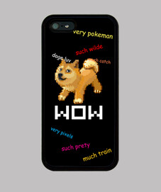 wow doge pokemon - cover