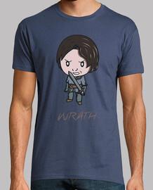 Wrath- Camiseta hombre