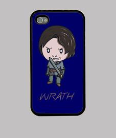 Wrath- Funda iPhone