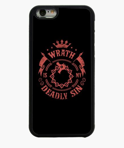 Funda iPhone 6 / 6S Wrath is my deadly sin