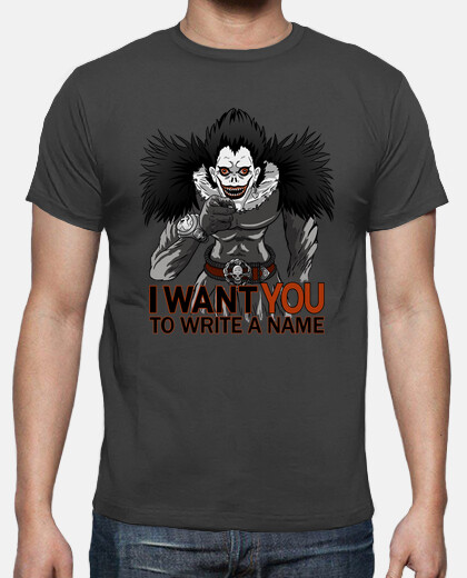 Write a name.