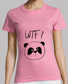 wtf? que carajo / panda