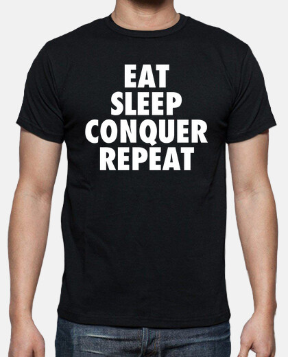 WWE - Brock Lesnar (Eat sleep conquer repeat)