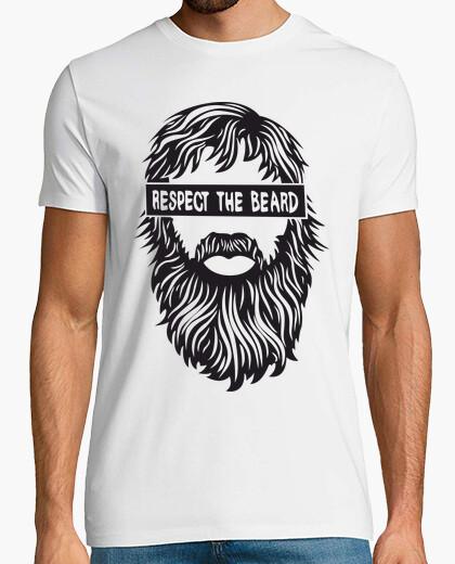 wwe - daniel bryan (respect the beard) T-shirt - 443605 ...