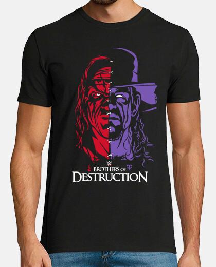 WWE - Undertaker+Kane (Brothers of destruction)