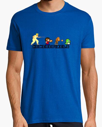 Camiseta wwp-1 - colores