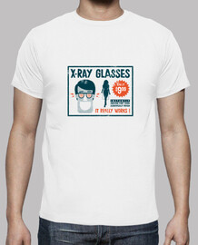 X-ray glasses