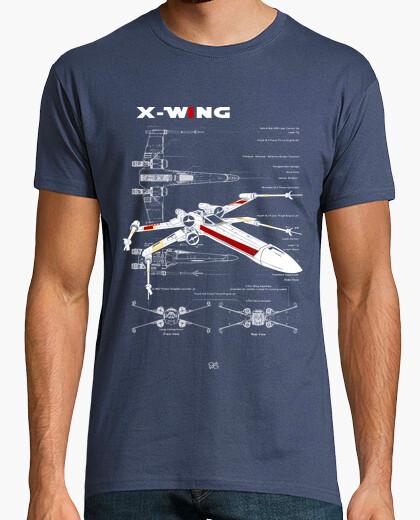 Camiseta X-Wing c