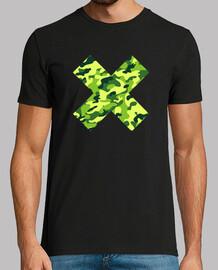 x croix - camouflage