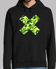 x cross - camouflage