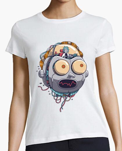 Tee-shirt x machina shirt femme