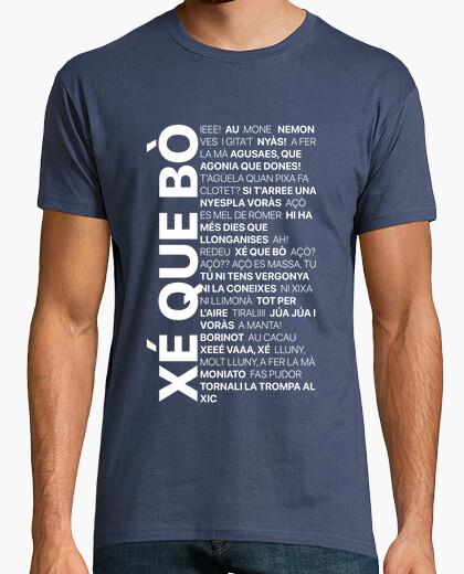 Camiseta Xé que bò - Samarreta en...
