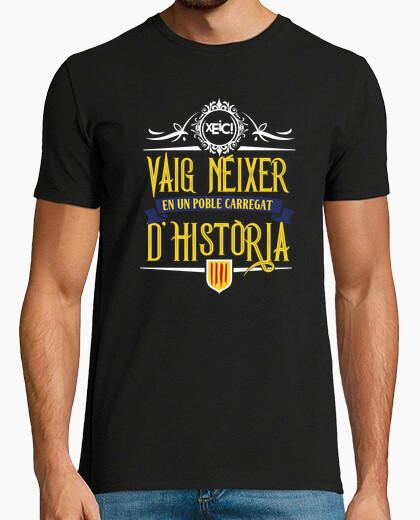 Camiseta Xeic - Vaig néixer 2
