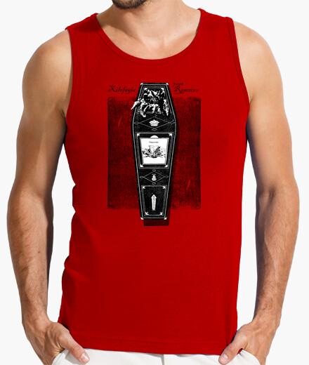 XILOFAGIA - Hombre, camiseta de tirantes