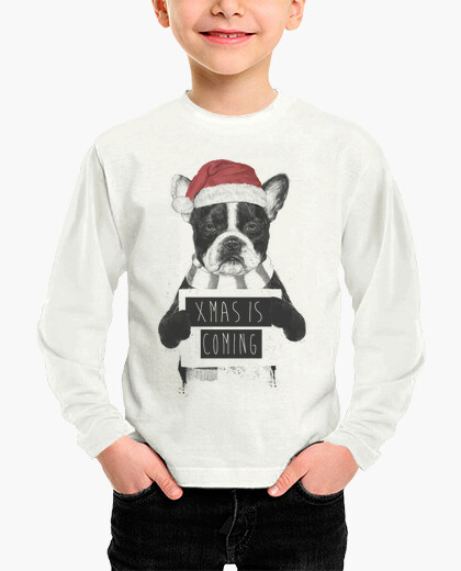 Ropa infantil Xmas is coming