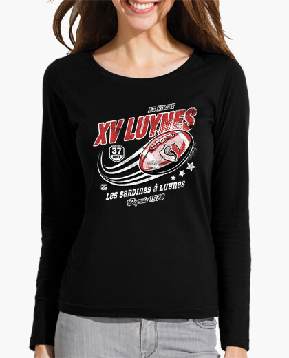 Xv rugby luynes t-shirt