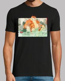yakuza tigre
