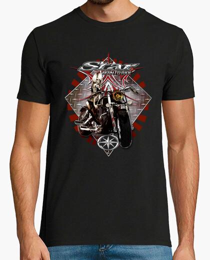 Camiseta yamaha star pin up