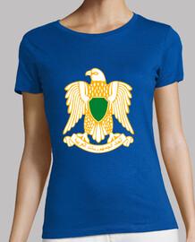 Yamahiriya Árabe Libia. Escudo de Armas