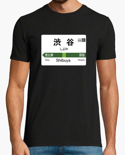 Camiseta Yamanote Shibuya