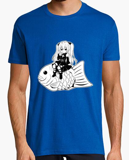 Tee-shirt yami and taiyaki