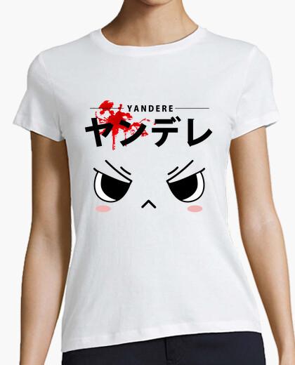 Camiseta Yandere simulator otaku peligroso