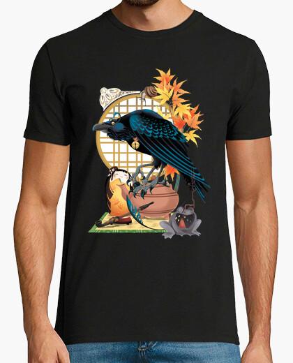 Camiseta yatagarasu