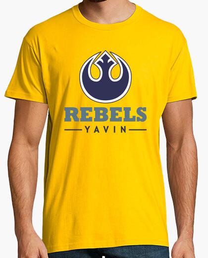 Camiseta Yavin Rebels