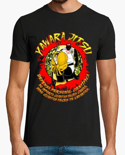 Camiseta yawara jitsu 2