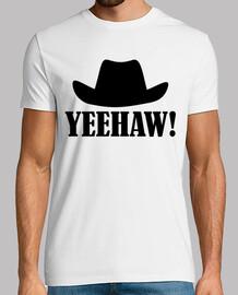 yeehaw sombrero de vaquero