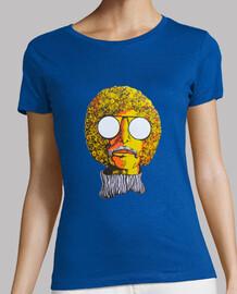 Yellow hippie man