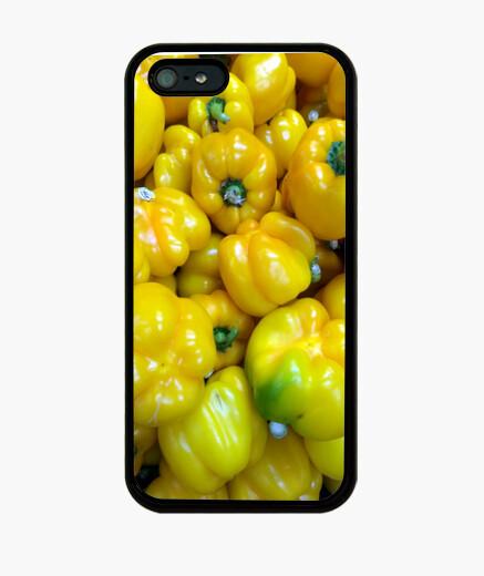 Funda iPhone Yellow peppers