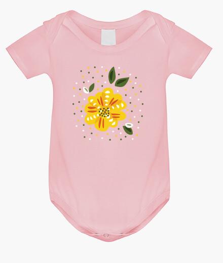 Ropa infantil Yellow Primrose Flower